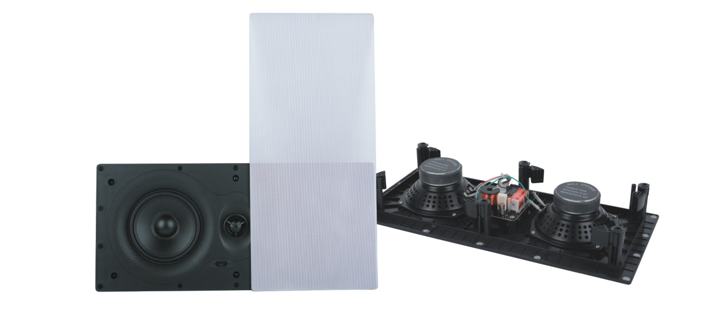 "5"" Home System High End Two way In Ceiling Mount Speaker"