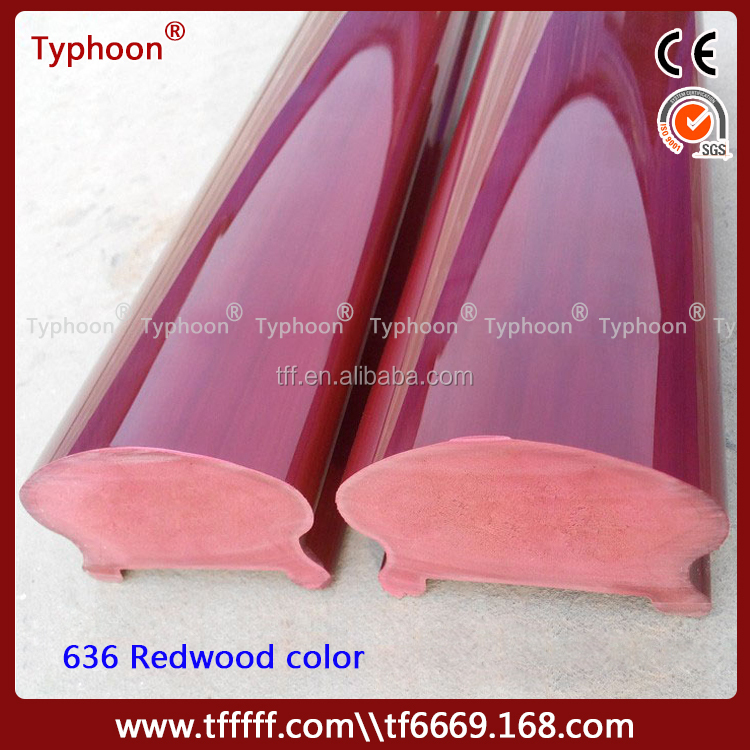 Typhoon stair PVC balustrades handrails for staircase