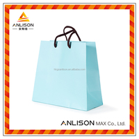 Custom Design Paper Shopping Bag with Handle