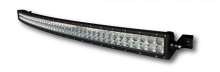 288W CREE led light bar , Curved 50 inch led bar off road 4x4 car accessories