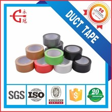 General purpose cloth duct tape,High viscosity sealing cloth duct tape