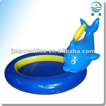Dolphin Inflatable Baby pool