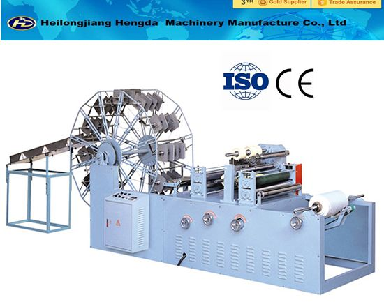 Baby care towel making machine (two lines) / C Fold drawing paper machine