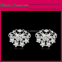 Fashion Elegant Shoe Jewelry Removable Rhinestone