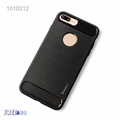 2016 IPAKY Retail Package Fashion Twill Fabric TPU Mobile phone case for iphone 7/iphone 7 plus