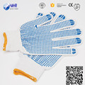 pvc dotted glove, cheap cotton glove ,cheap knitted glove