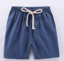 Hot selling <strong>boys</strong> cotton linen boxer shorts <strong>pant</strong> children's shorts