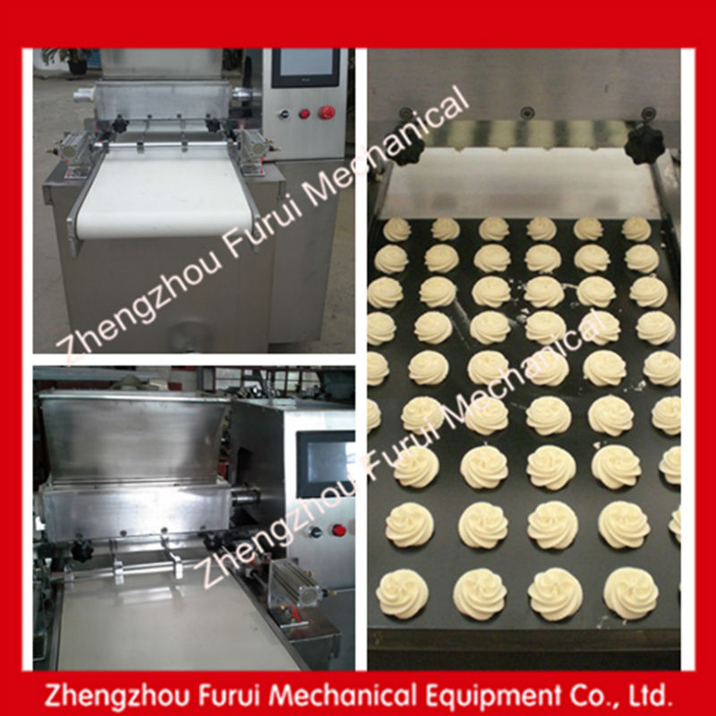 2014 Free Brand cookie cutter machine/cookie shaping machine/rice cookies machine