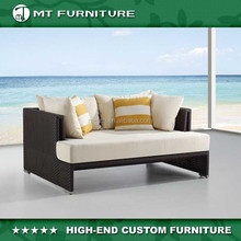 PE rattan relax lazy lounge outdoor furniture