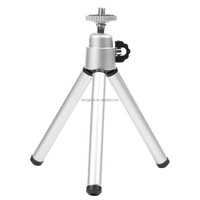 Portable Mini Metal Tripod Two Section adjustable Portable Projector Digital Camera Phone holder Mount Bracket Holder Stand