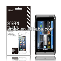 Cell phone screen shield / Invisible shield for Nokia N8-01