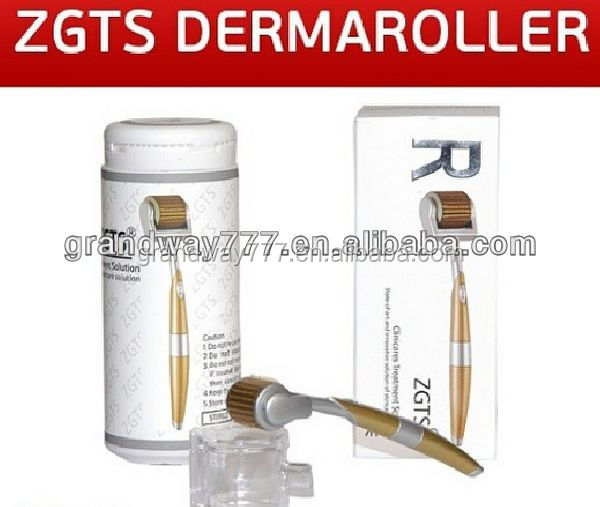 ZGTS/DNS/DRS/MNS/MT Dermarollers (microneedle) for Hair Loss Problem Treatment