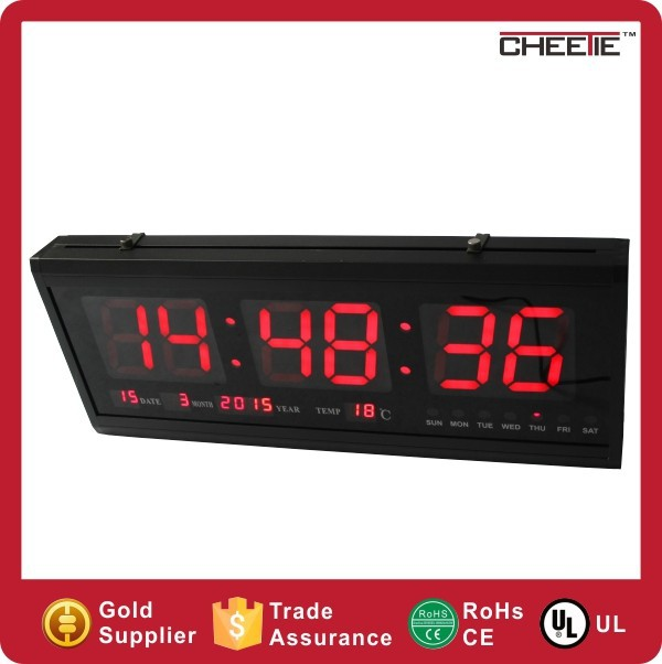 China Manufacturer New Products Big LED Wall Calendar