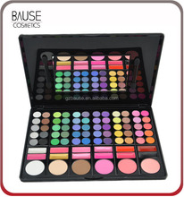 Private label Cosmetics makeup blush eyeshadow palette