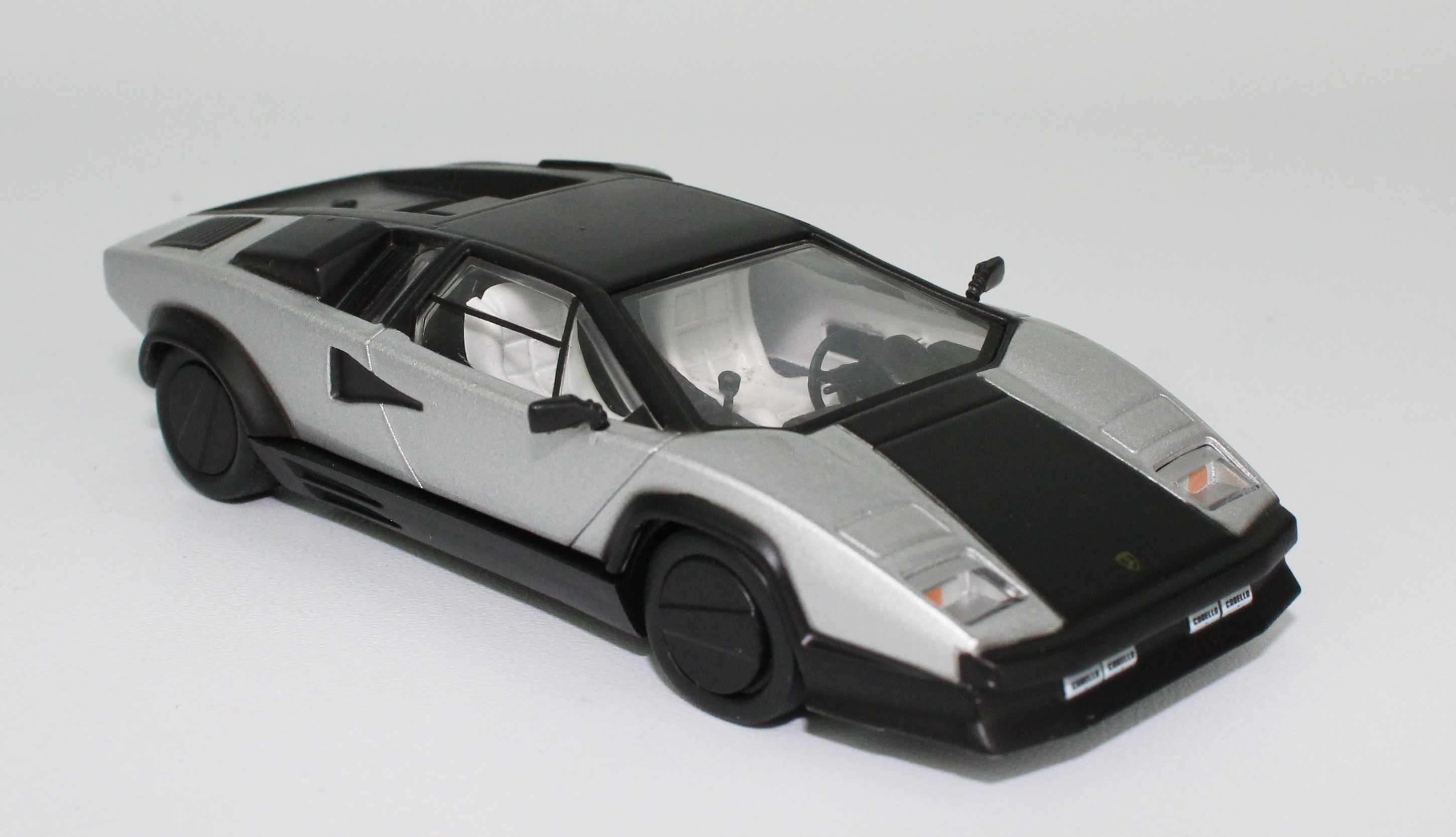 Top Quality zinc alloy model car Lamborghini Countach Evoluzione