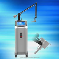 CO2 Laser Fractional Multifunction Beauty Equipment For Skin & Scar & Vaginal