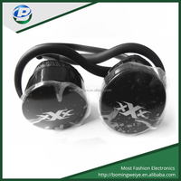 Portable wireless headphones with built-in mp3 player,sd card player headphones