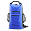 20L 30L 40L Roll-Top Sack Dry Bag Backpack with Splash Proof Zip Pocket