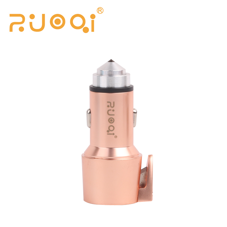 Professional Manufacturer Rohs qc 3.0 adapter car charger