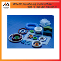 Custom silicone rubber automotive components