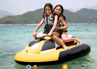 High quality children electric inflatable jet ski