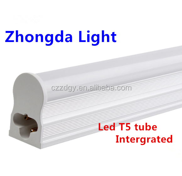 China supply 360 degree frame t5 led tube light