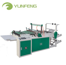 plastic flower bag making machine