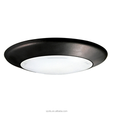 "6 7.5 in LED Disk Light(flush mount w/o accesary) replace 4"", 5"" J-box, Energy Star, recessed&Flush Mount dimmable led downlight"