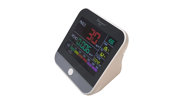 Dienmern air quality monitoring instrument white color
