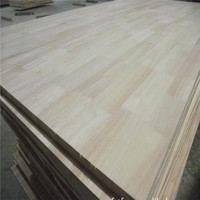 Trade Assurance Good Quality rubber wood finger joint board/edge glued panel From China Manufacturer(LINYI FACTORY)
