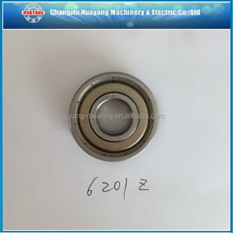 High Performance EMQ 6201zz Z3 Low noise Deep Groove Ball Bearing For Air conditioner motor,range hood and stepping motor