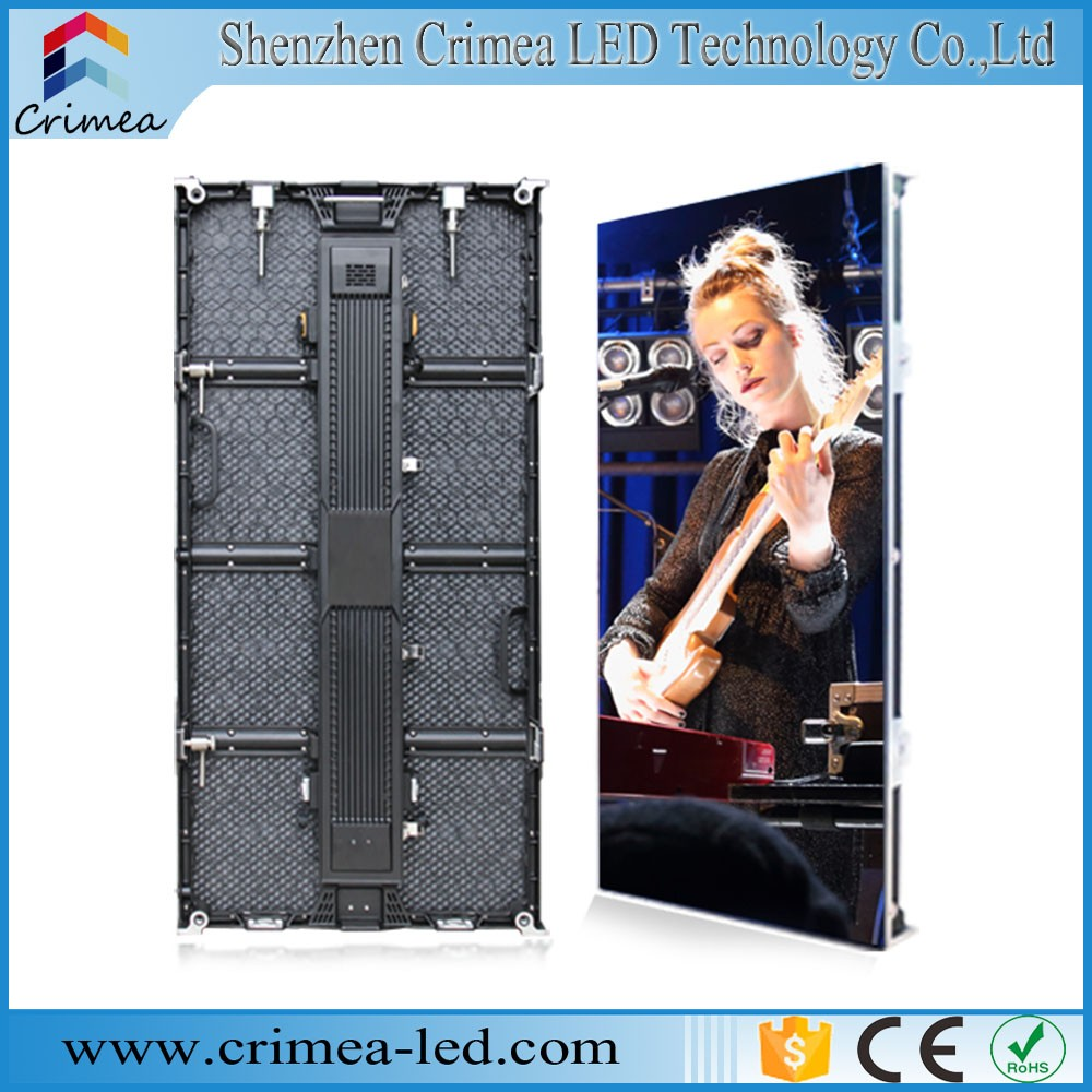 high quality hd led display full sexy xxx animal movies P4.81 led video wall for rental