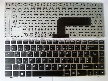 Laptop keyboard for casper Nirvana B14Y