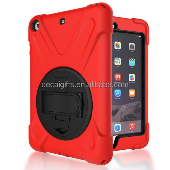 High protective stand cover back cover housing replacement for ipad 2