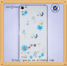 printing mobile cover for huawei ascend P6