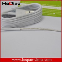 China supply usb cable bulk for iphone 6 usb data cable driver