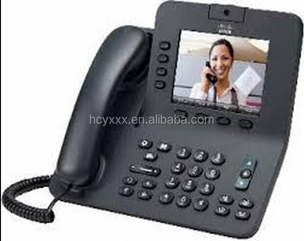 CP-8941-K9= CISCO IP VIDEO PHONE