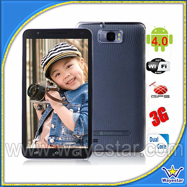 smart phone android 4.2 jelly bean 6 inch MTK6589 quad core