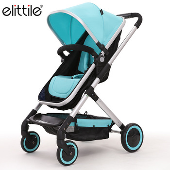 Portable Baby Stroller Baby Throne Lightweight Baby Stroller