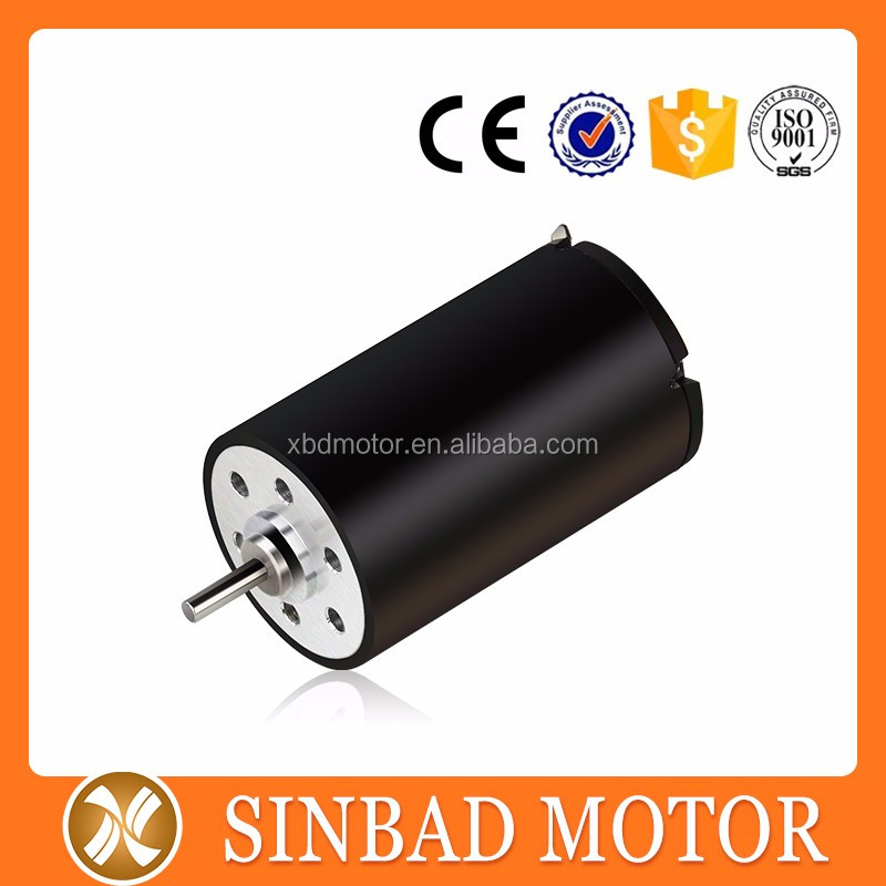Faulhaber replacement dc motor coreless dc motor XBD 1640 for tattooing machine