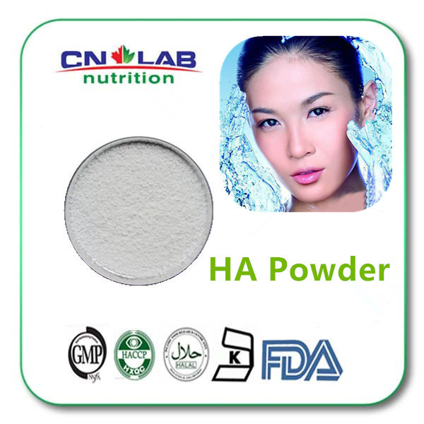 Bulk and Wholesale 99% Hyaluronic Acid Powder for cosmetics