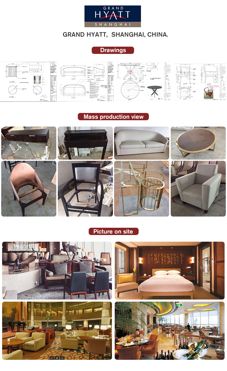 Hotel guest room suite bedroom furniture and hotel supplies for sale