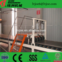 new type building construction material gypsum board/plaster slab production line/ making machine/manufacturing plant