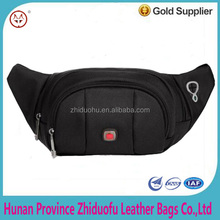 New Men Running Belt Bum Waist Pouch Hip Fanny Travel Pack Zip Sports Bag