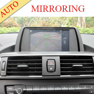 Car gps navigation built in auto precise guidance reverse line