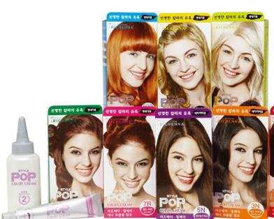 style pop color cream