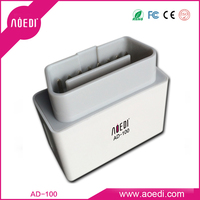 OBD II Bluetooth Auto Scanner for all OBD2 Vehicles Retrieve Fault Codes