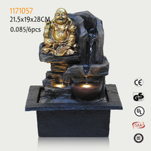 Reliable and cheap wholesale buddha statue water fountain with high quality