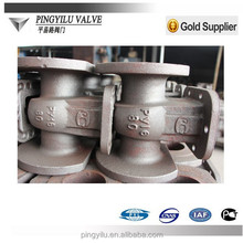 Casting steel & cast iron parts for valves cars and other cast products