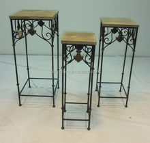 Hot Sale Of Decorative Metal Flower Pot Stand